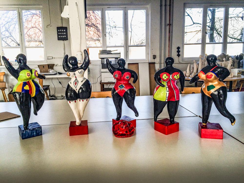 Kreativkurse in der Galerie im Altbau