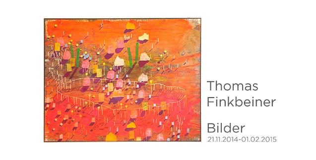 Künstler Thomas Finkbeiner