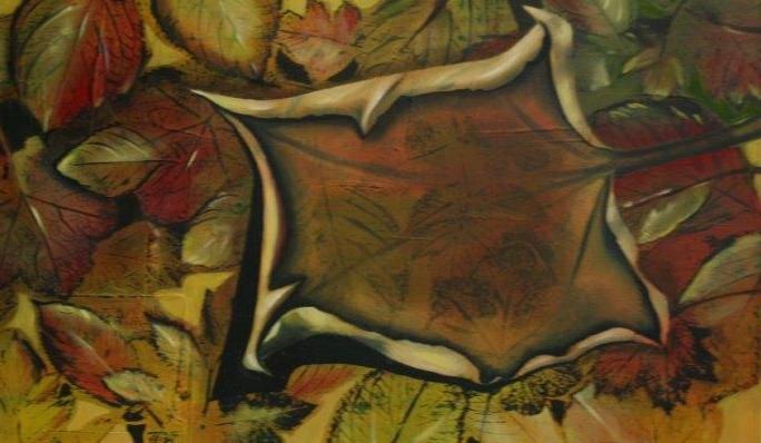 Gemälde von Brigitte Teufel