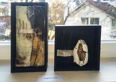 Kunstwerke von Brigitte Teufel