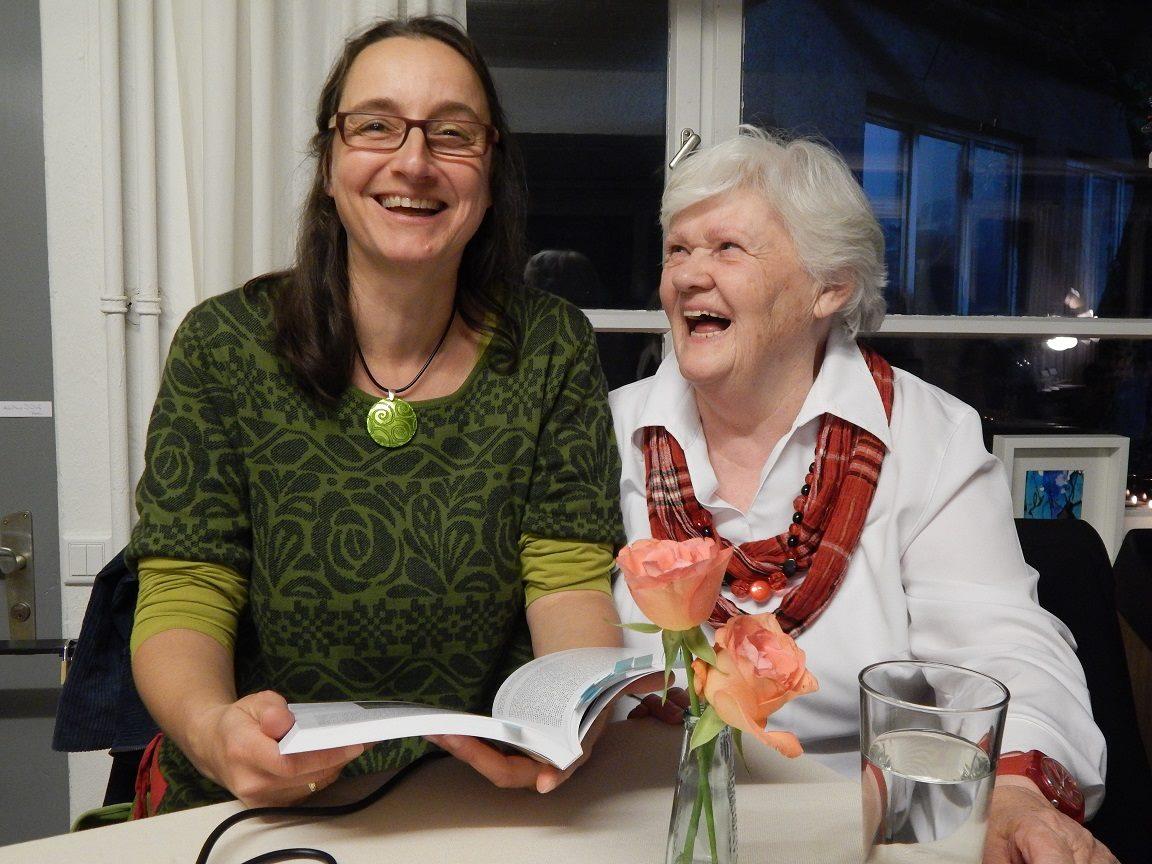 Lesungen in der Galerie im Altbau mit Marlene Rose