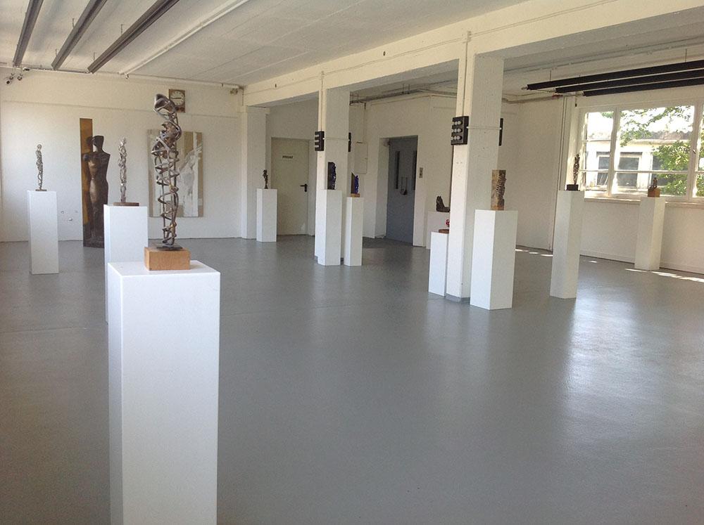 Galerie im Altbau, Aldingen, Kunsthandwerk und Café Waltraut